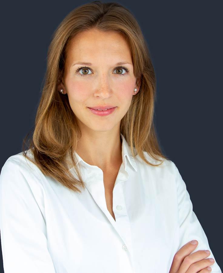 Katharina Maier - BLICKfang Webdesign Gründerin